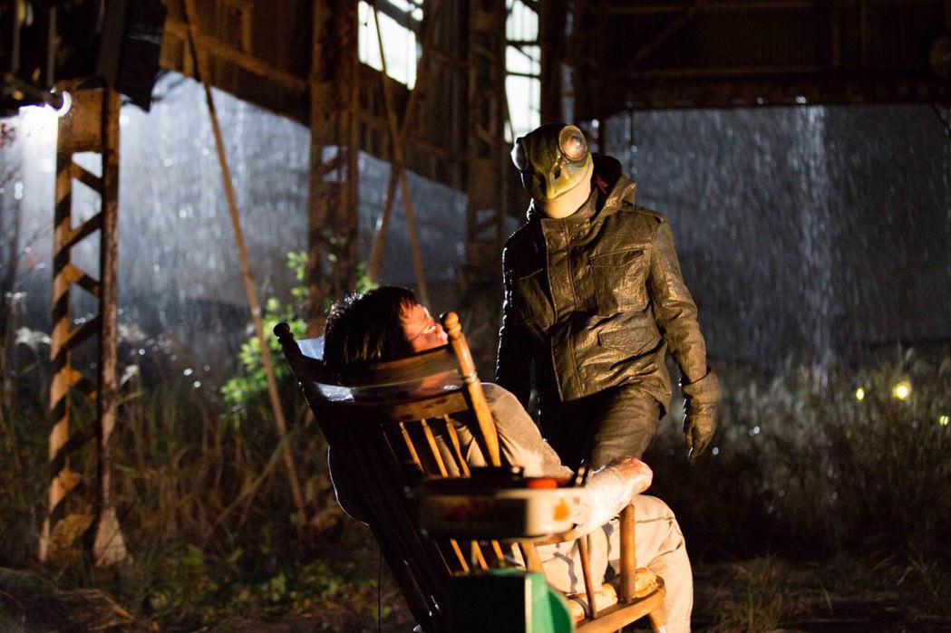 惡魔蛙男:不只還原度高,且更略勝原著一點的漫畫電影┃影評