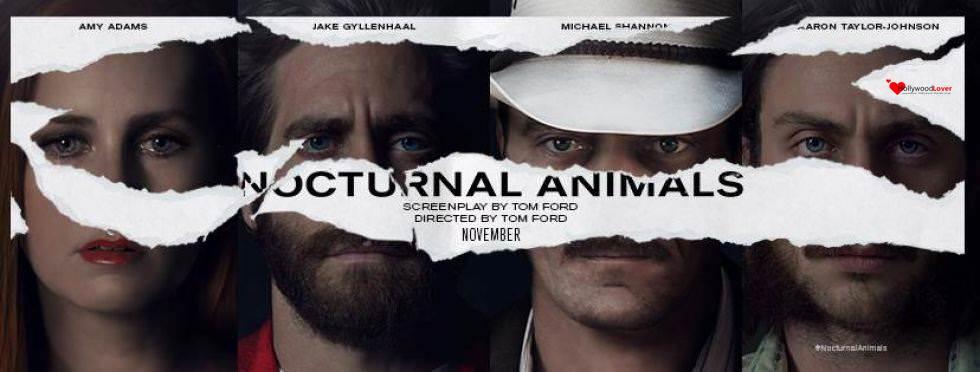 夜行動物:艾美亞當斯撐起名媛裝扮,傑克葛倫霍將生存遊戲寫進小說裡┃影評