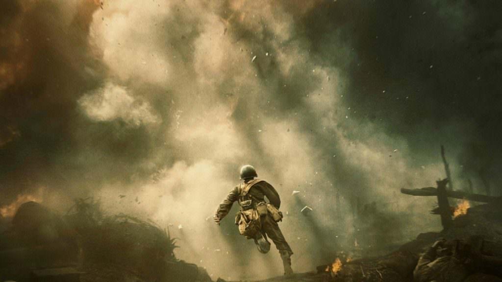 鋼鐵英雄:不戰之戰的英雄戰記┃影評