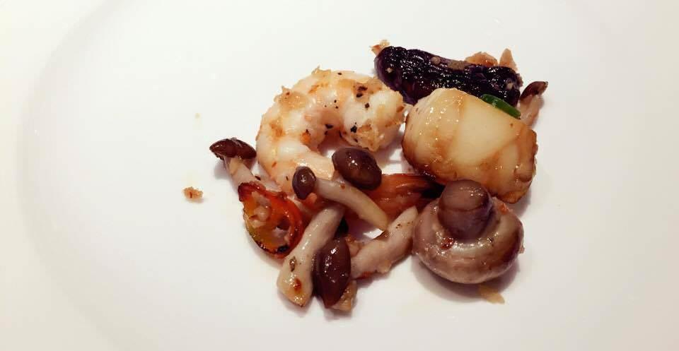 Bellini caffe:黑松露蘑菇起司披薩,低調奢華的繞樑溫潤┃食記┃台北怡亨酒店