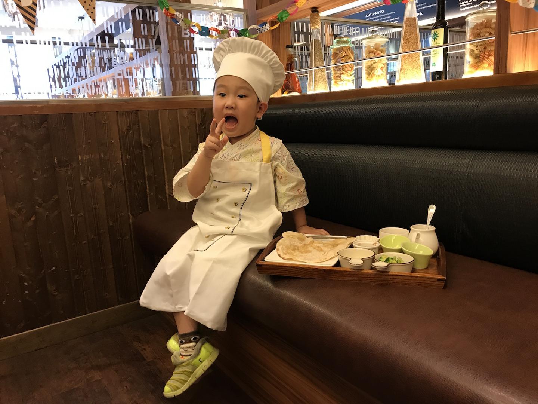 Bellini Pasta Pasta兒童慶生會/神廚寶貝:吃得盡興玩得開心┃食記┃新北┃蘆洲