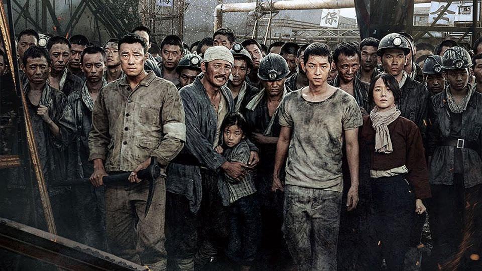 《軍艦島》的歐巴韓星盤點┃電影專題