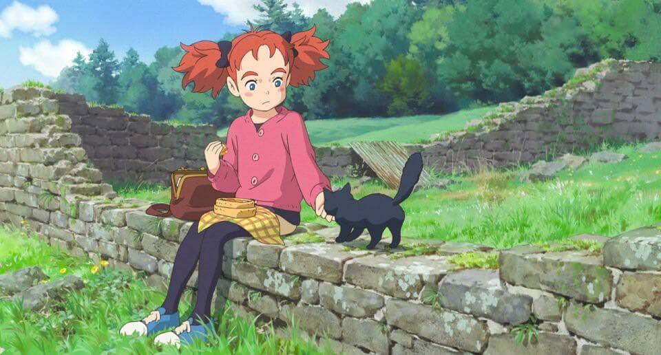 瑪麗與魔女之花:你能捨棄象徵宮崎駿的魔法之花嗎?┃影評