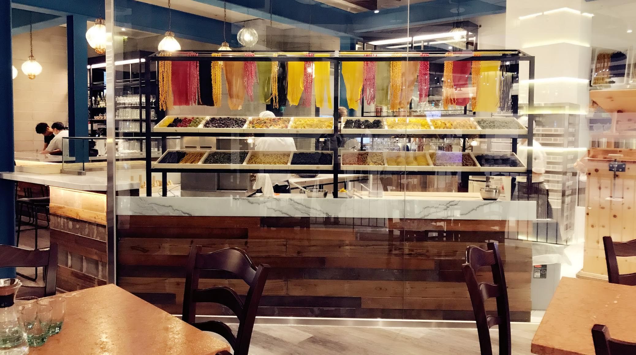 MOLINO手工義大利麵工場:小博物餐館的職人食感┃食記┃桃園┃中壢大江