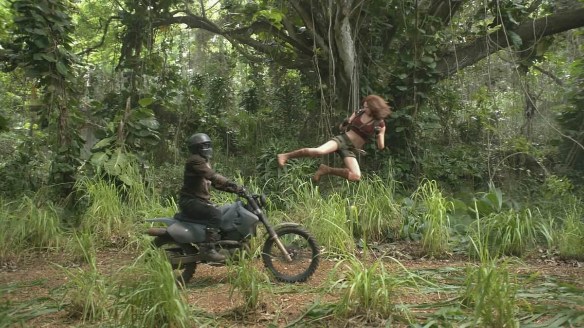 野蠻遊戲:瘋狂叢林-緬懷經典之餘,在處處階級化的世界裡倡導友情無階級┃影評
