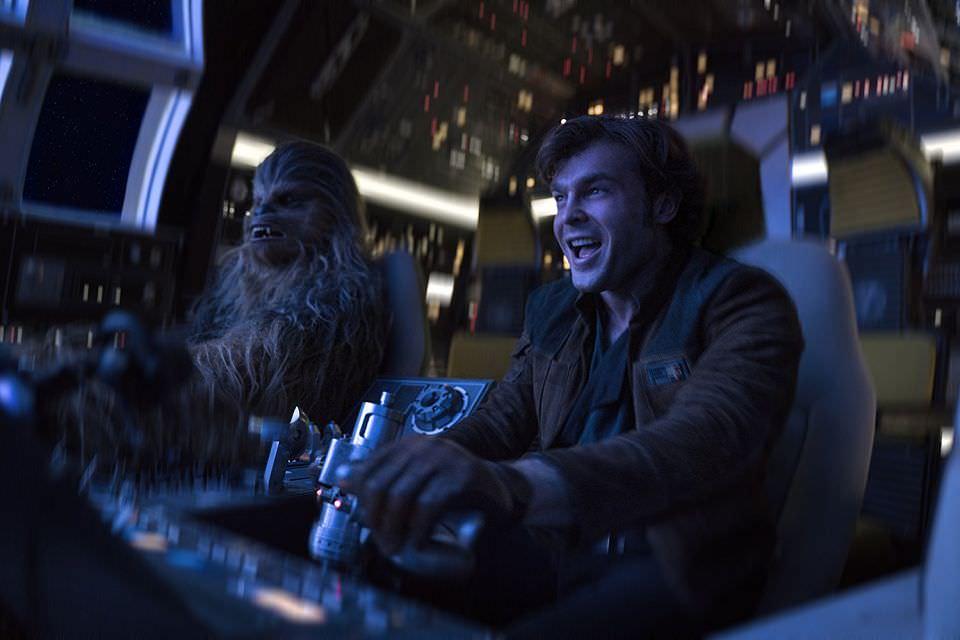 星際大戰外傳:韓索羅- 紮實有新意,卻又考驗觀眾耐性的古典電影┃影評