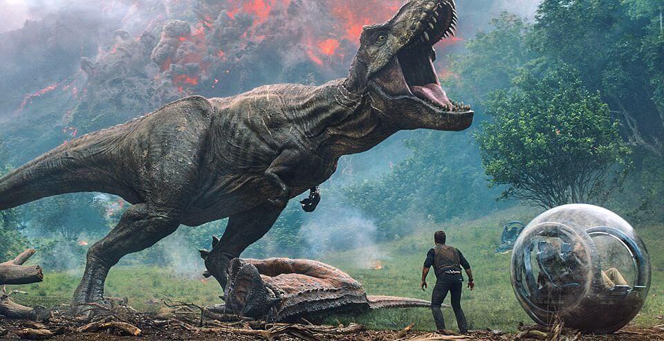 侏羅紀世界:殞落國度-人類與恐龍的愛情電影┃影評