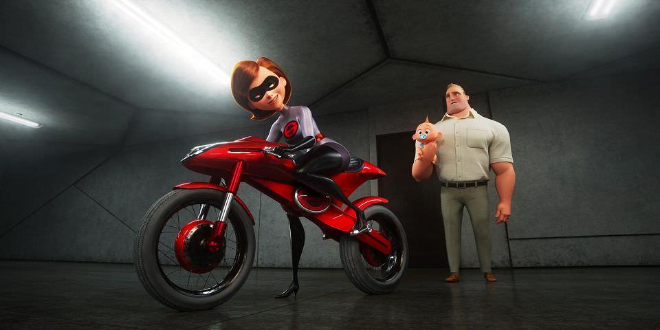 《超人特攻隊》與那些「陪我們長大,也陪我們的孩子長大」的皮克斯動畫┃電影專題
