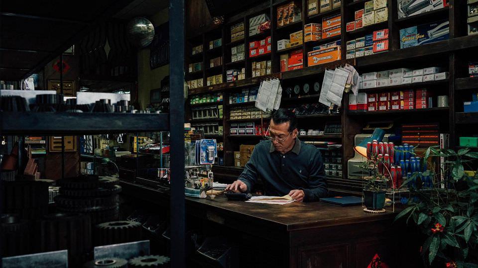 范保德:男人,以及台灣父親們的浪盪浪漫餘暉 ┃影評