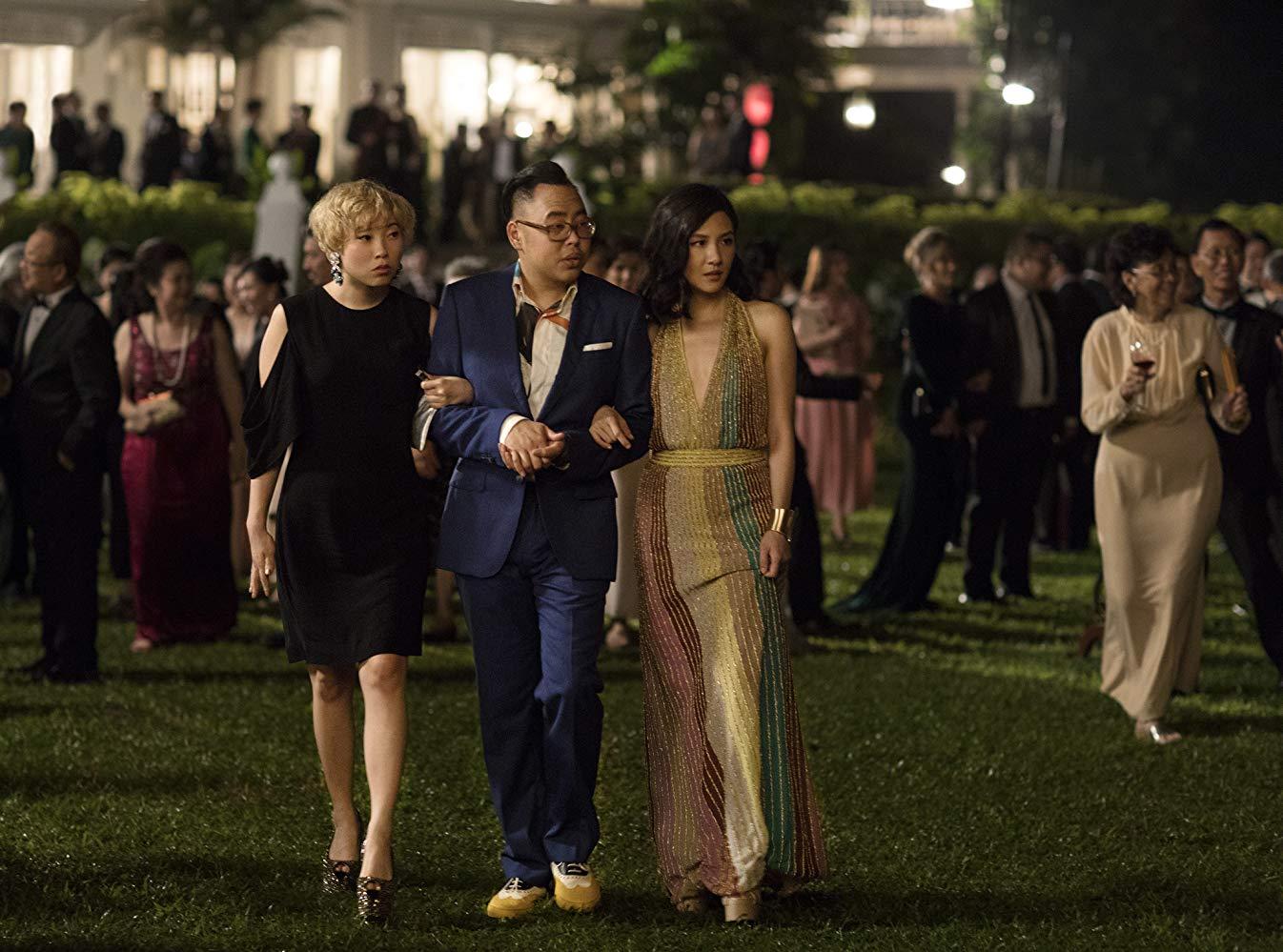 瘋狂亞洲富豪:全亞裔演出與東方文化的好萊塢灰姑娘電影┃影評