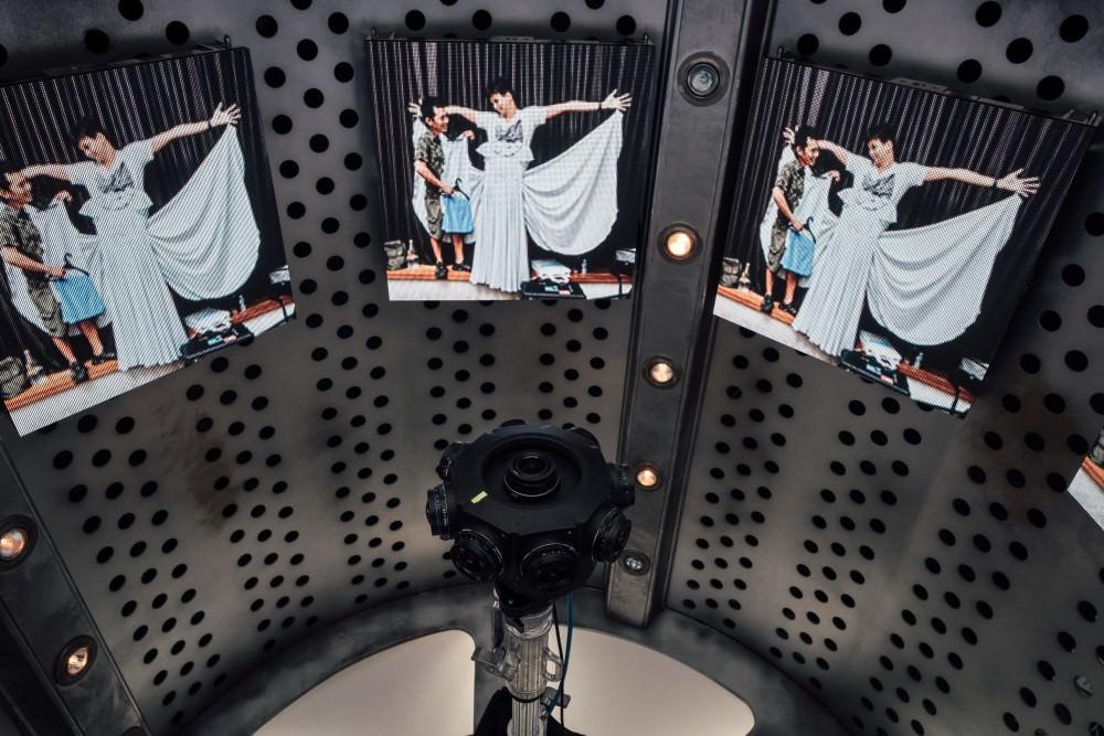 蝴蝶之舞: VR電影拍攝練習簿┃影評
