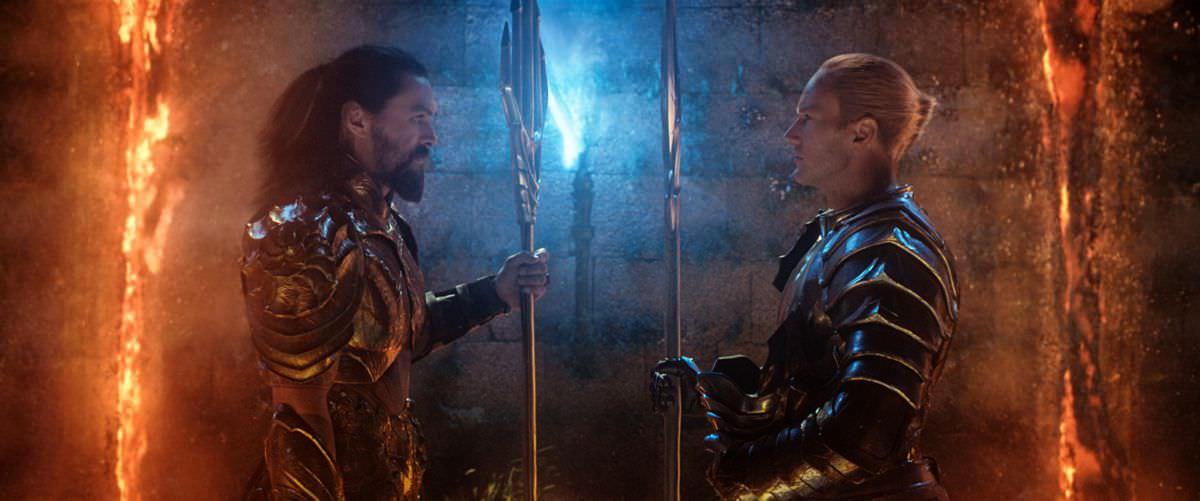 DC電影宇宙的救星,溫子仁如何用滿滿的經典元素讓《水行俠》成為《正義聯盟》的續命丹!┃影評┃電影專題