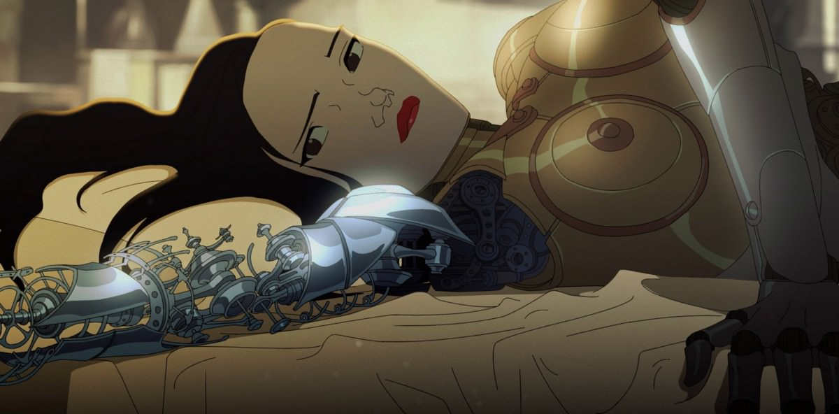Netflix 打破戲劇腥羶色禁忌《愛x死x機器人》之8《祝你順利》│影評│劇評
