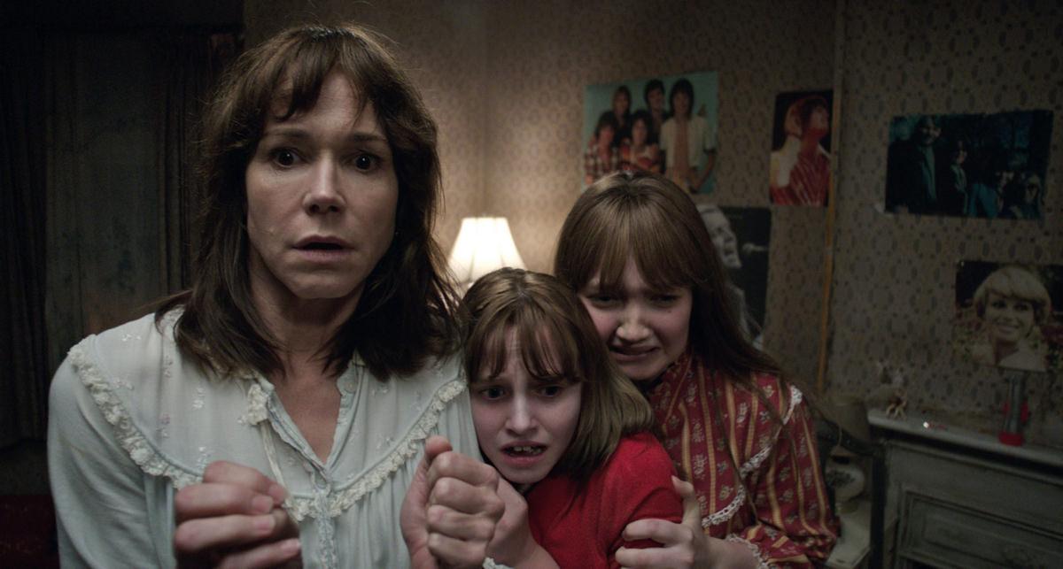 《哭泣的女人》與那些恐怖片的單親媽媽苦主們!│電影專題