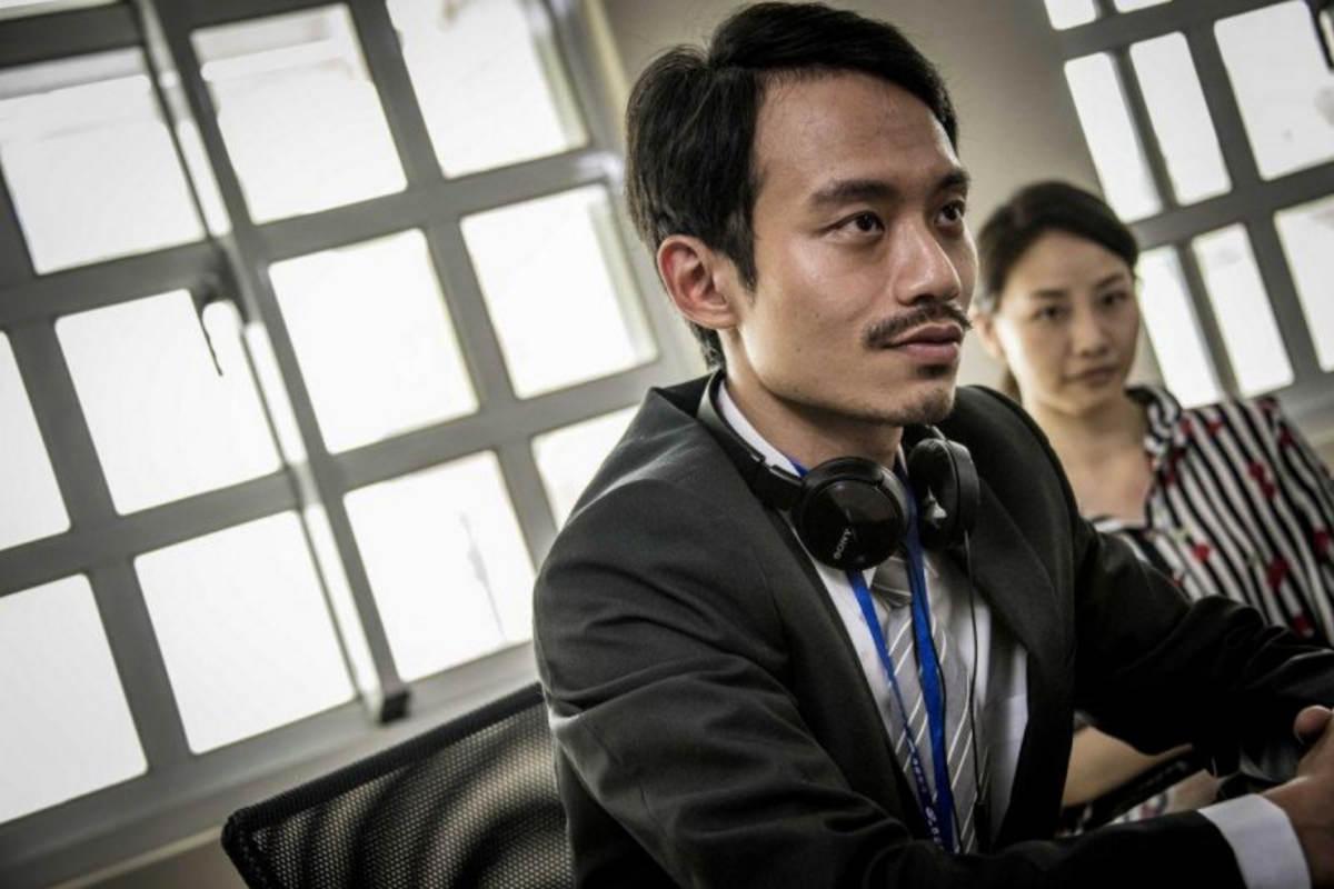 盲人律師:用勵志電影與法庭類型說個動人故事 | 影評