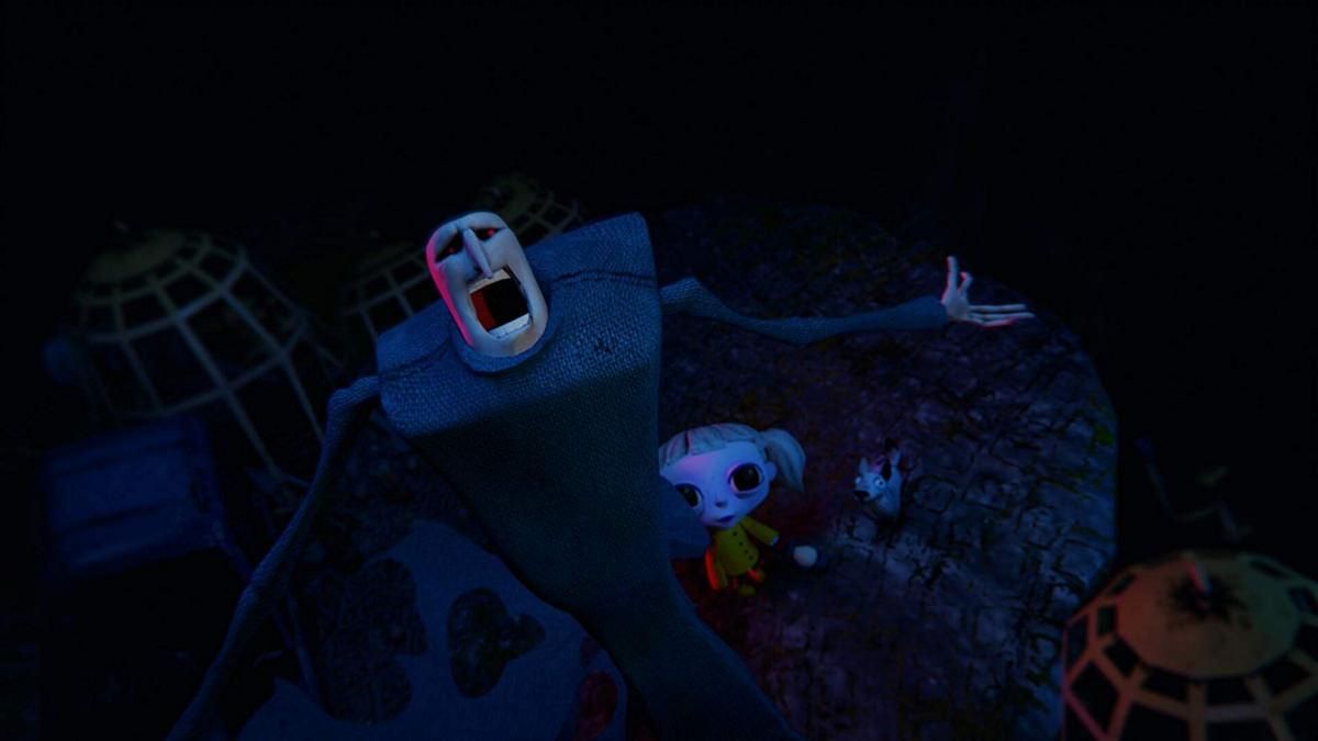 咕嚕米的眼睛:用沉浸式 VR打造放在異次元時空的一套珍品童玩立體繪本 ┃影評