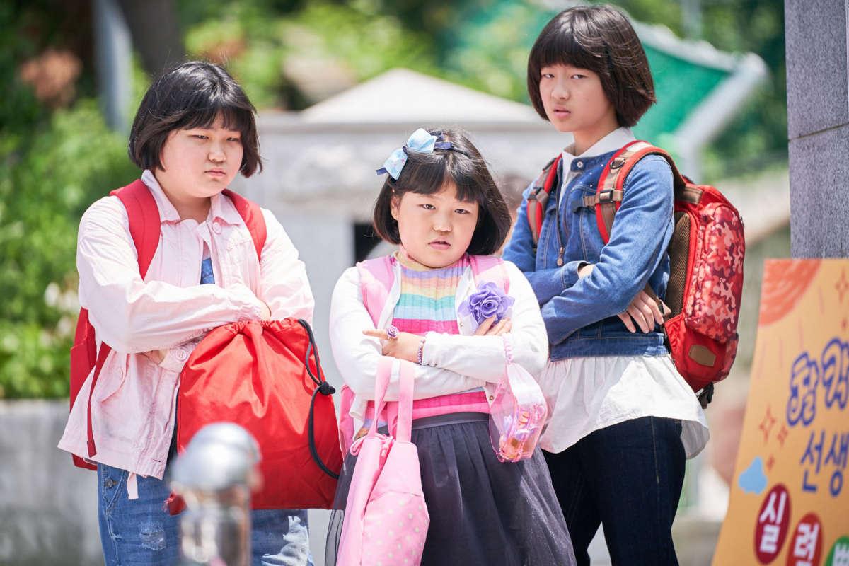 《阿嬤的小公主》片尾結局賺人熱淚,果然懂事的小孩最可愛 | 影評