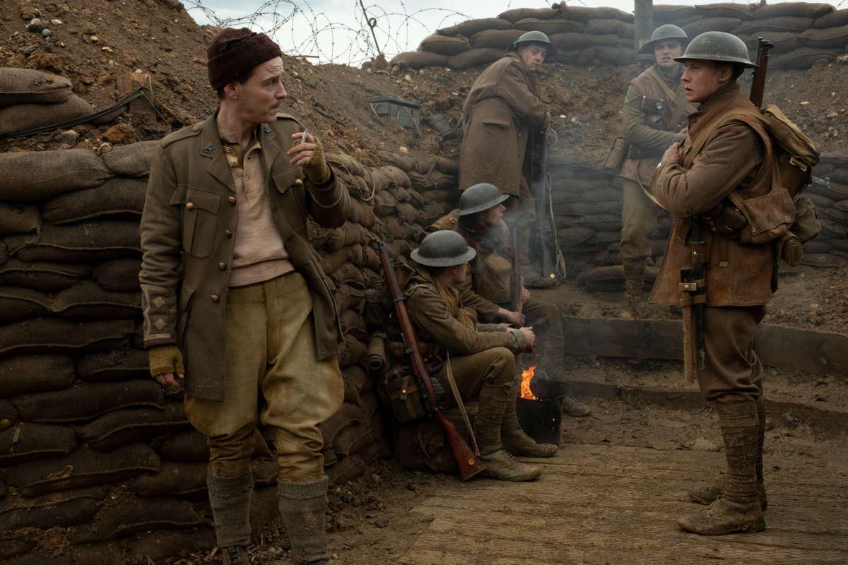 奧斯卡大熱門!《1917》等六部戴口罩要得去電影院看的院線好片!┃電影專題