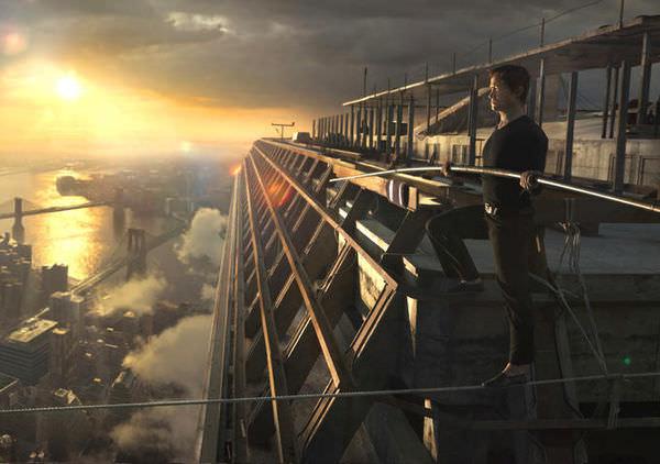【影評】《走鋼索的人》THE WALK 優雅的3D法國腔