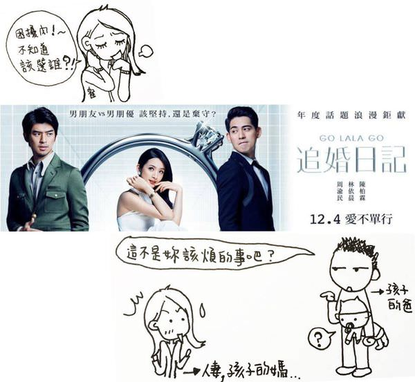 20151204追婚日記(插圖