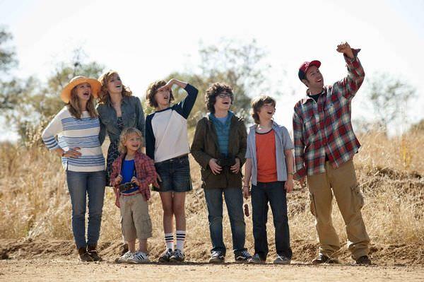 【當我們混在一起】99%的家庭喜劇