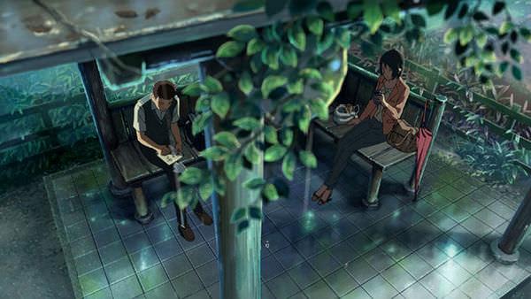 動畫【言葉之庭】