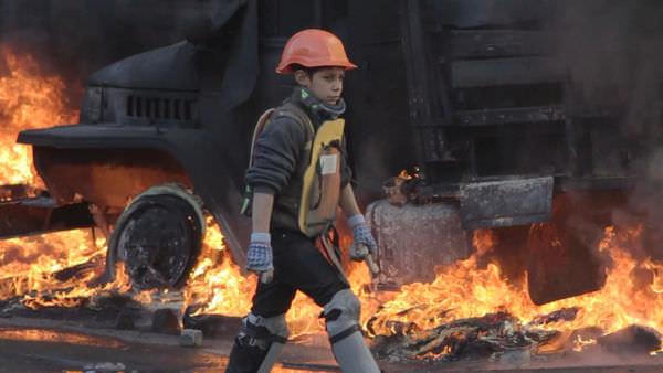 【影評】《凜冬烈火:烏克蘭自由之戰》純正的奧斯卡西方觀點