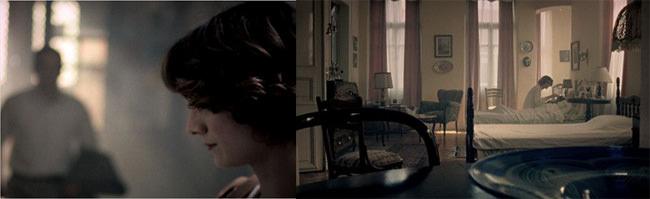 窗邊的憂鬱女子 003
