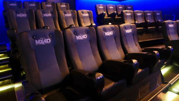 【體驗】台中新光影城MX4D + 杜比®全景聲影廳體驗報告