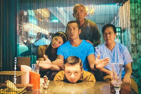 【影評】《青田街一號》(THE LAUNDRYMAN)  多元類型電影的腦力激盪