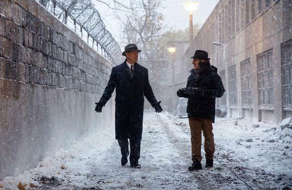 【影評】《間諜橋》Bridge of Spies 先看電影、再讀小說的過癮