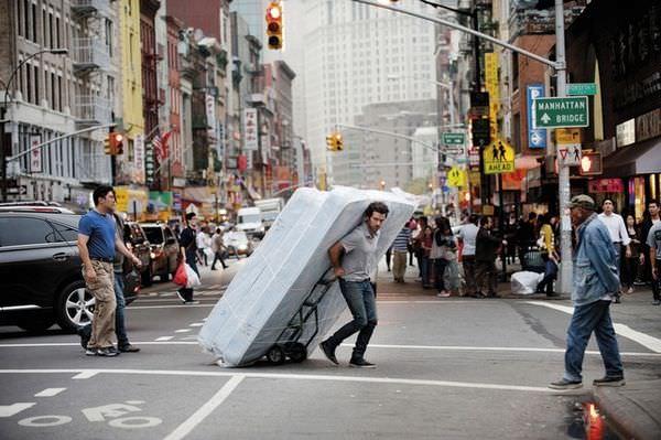 【紐約愛情拼圖】又一精彩電影系列