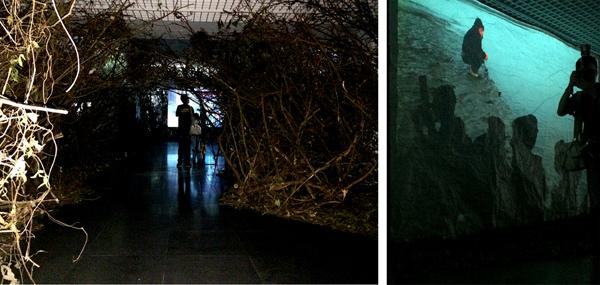 《去美術館郊遊---蔡明亮大展》