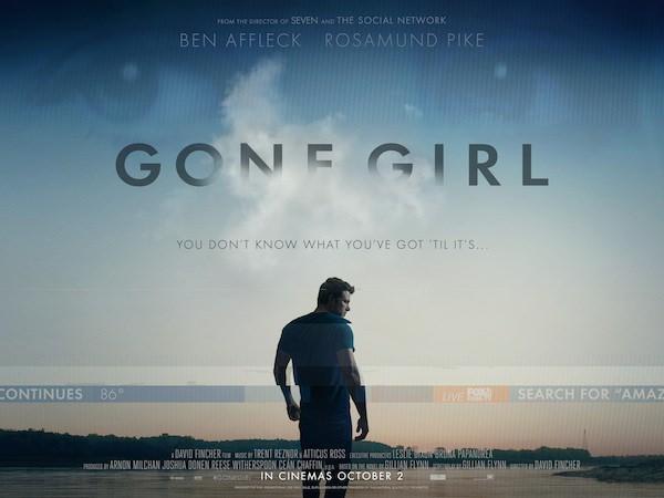 【影評】《控制》Gone Girl 之二