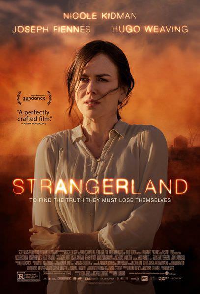 【影評】《陌生之地》(STRANGERLAND)妮可基嫚激突看到飽