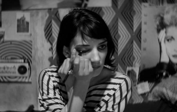 【影評】《女孩半夜不回家》A Girl Walks Home Alone at Night