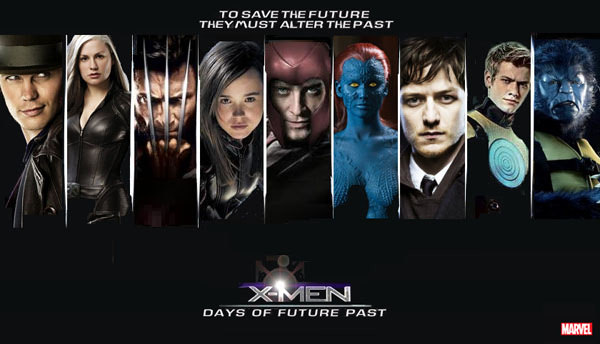 【X戰警:未來昔日】
