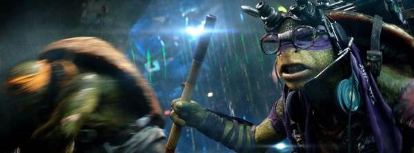 【忍者龜:變種世代】背著龜殼的美國青少年
