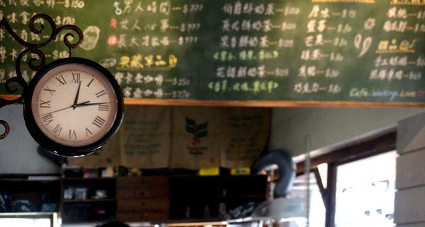 等一個人咖啡店旅【食記】