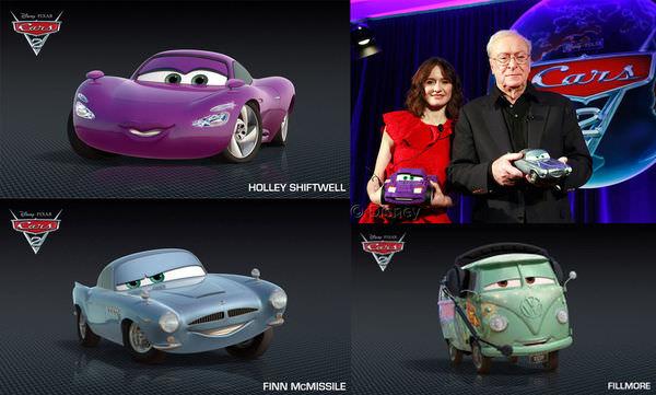 《Cars2》