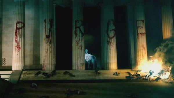 【影評】《國定殺戮日:大選之年》動作煙花下的政治寓言