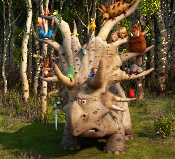 【影評】《恐龍當家》人龍翻轉,一樣感人好看