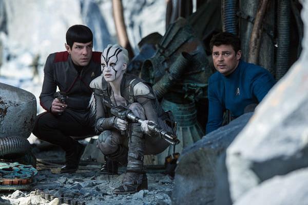 【影評】《星際爭霸戰:浩瀚無垠》企業號甩尾大作戰