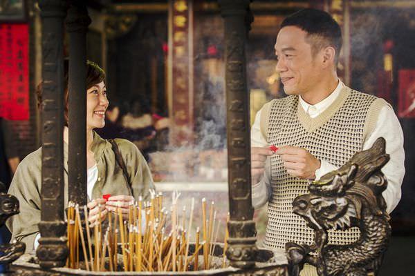 【影評】《愛情算不算》When Miracle Meets Maths 在台北談一場韻味戀情