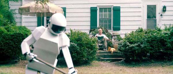 電影【機器人與法蘭克】