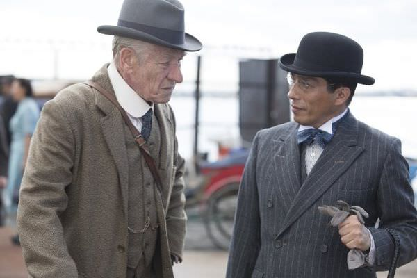 【影評】《福爾摩斯先生》Mr. Holmes名偵探的偵案告別作
