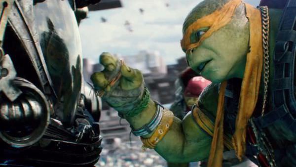 Teenage Mutant Ninja Turtles 202