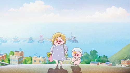 麥兜.我和我媽媽02