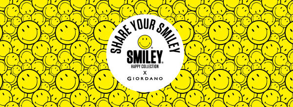 GIORDANO X SMILEY形象圖 (1)