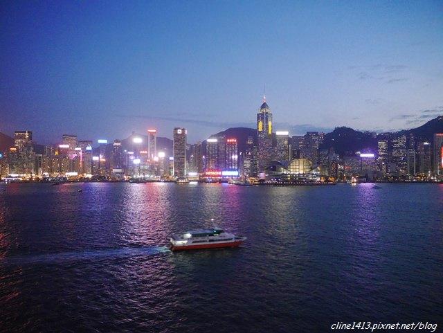 ▌香港飯店推薦▌維港最佳海景酒店♥洲際酒店♥坐擁無敵海景與浪漫夜景